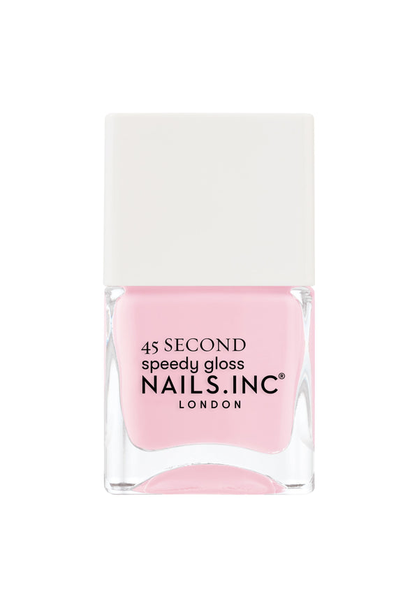 Nails Inc - 45 Second Speedy Gloss - Whereabouts In Windsor