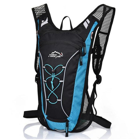 Kolation backpack Blue / 12L Lightweight Hiking Backpack