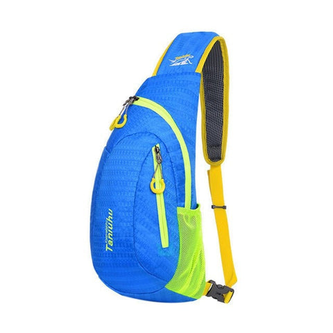 Kolation Blue Sport DLX Shoulder Bag