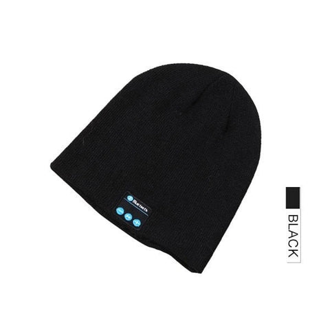 Kolation hat Black / United States Ubit Bluetooth Stereo Beanie