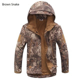 Kolation jacket Brown Snake / S Shark Skin Camo V4 Jacket