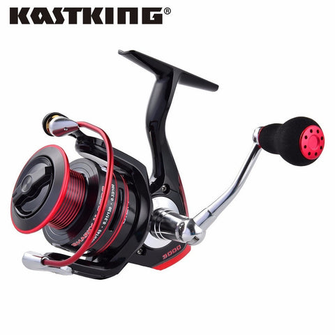 Kolation KastKing Sharky II Carbon Fiber Fishing Reel