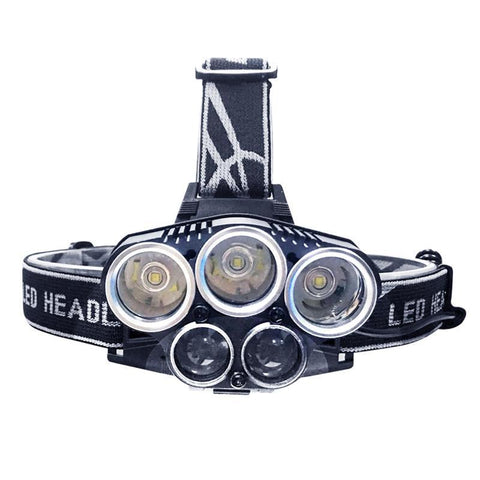 Kolation light 15000lm Cree XM-L T6 Q5 LED Headlamp