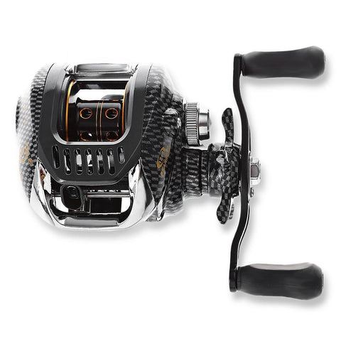 Kolation reel 12+1BB Water Drop Wheel Fishing Reel