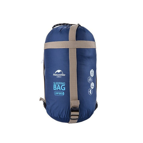 Kolation sleeping bag Dark blue NatureHike Outdoor Sleeping Bag