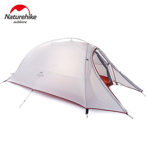 Kolation tent Gray NatureHike 1-Person Weatherproof Tent