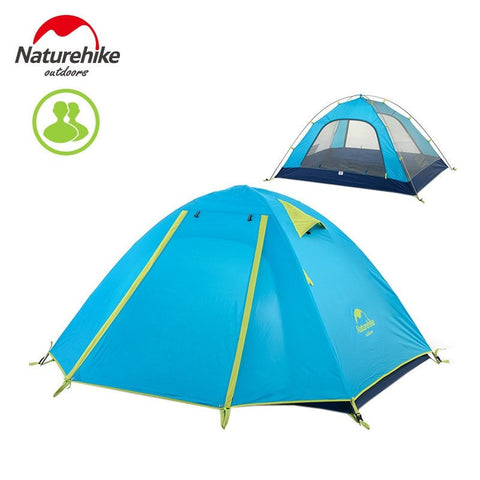 Kolation tent NatureHike 2-3-4 Person Outdoor Camping Tent