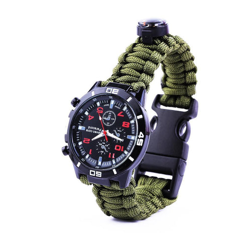 Kolation watch EDC Outdoor Survival Watch