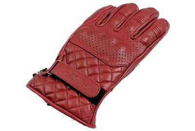 Winter cafe racer gloves