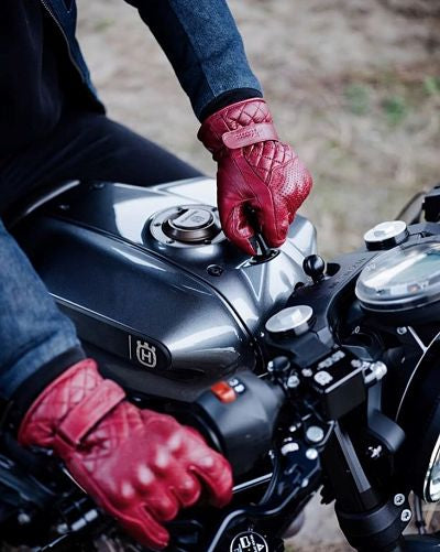 Cafe racer gloves