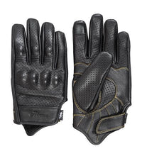 Black Cafe Racer gloves