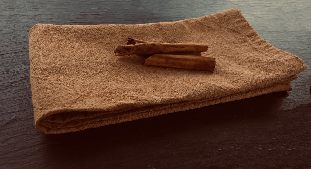 Spice Hemp/Cotton Napkins