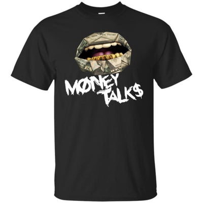 """Money Talks"" Premium T-Shirt"