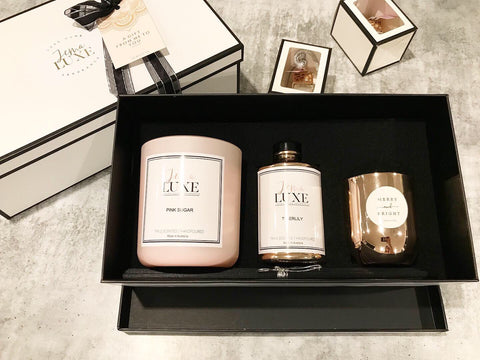 Luxe Gift Box Trio