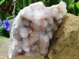 1 Natural spirit quartz piece - Top Rocks