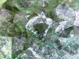 Natural green Fluorite specimen x 1 from South Africa, Riemvasmaak