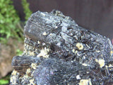 Natural Schorl / Black Tourmaline Crystals x 4 from Namibia - TopRock