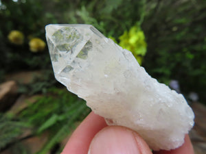 Natural Sugar Quartz Crystals x 12 from Ambatfinhandra, Madagascar