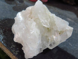 Natural Brilliant White Quartz Cluster x 15 from Madagascar