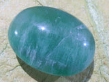 Polished Emerald Green Fluorite Gallets x 15 from Madagascar - TopRock