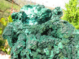 Natural XXL Malachite Display Specimen x 1 from Kolwezi, Congo