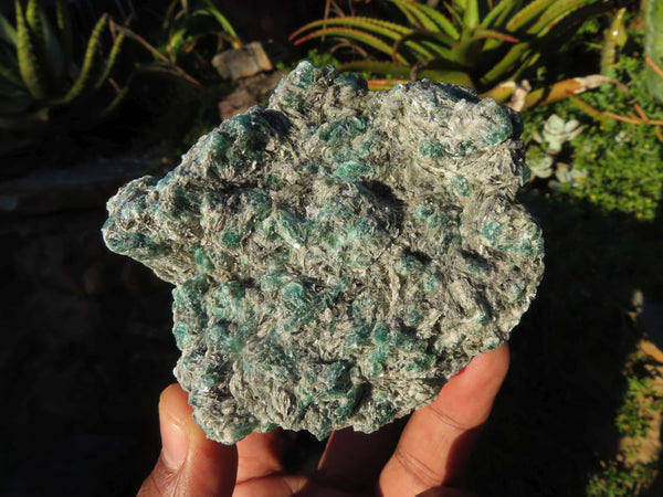 Natural Rough Emeralds In Matrix x 5 From Zimbabwe
