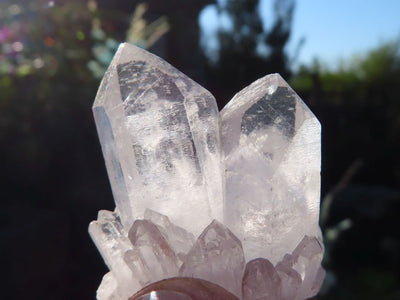 Natural Sugar Quartz Crystals x 58 from Ambatfinhandra, Madagascar