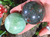 Polished Mixed Balls x 6 from Swaziland - TopRock