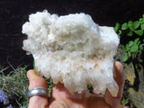 Natural Large Mixed Quartz Clusters x 6 From Madagascar - TopRock