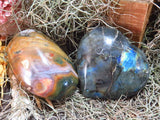 Polished & Natural Items x 6 from Southern Africa - TopRock