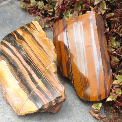 Mineral Type - Tigers Eye