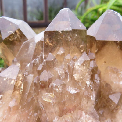 Mineral Type - Quartz - Citrine