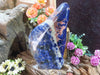 *Polished XL Sodalite Standing Display piece x 1  from Namibia