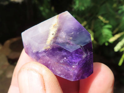Polished Wonderland Amethyst Quartz Crystals x 35 from Akansobe, Madagascar