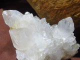 Natural Mixed Spirit Quartz Clusters x 15 from Kwandebele, South Africa