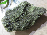 Natural Large Rare Crystalline Epidote Specimen x 1  from Kimberley, South Africa
