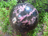 Polished Large Rhodonite Ball x 1 from Madagascar - TopRock