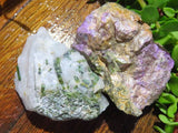 Natural Mixed Mineral Specimens x 15 from Mixed Locations - TopRock