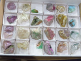 Natural Mixed Specimens x 26 from Mixed Localities