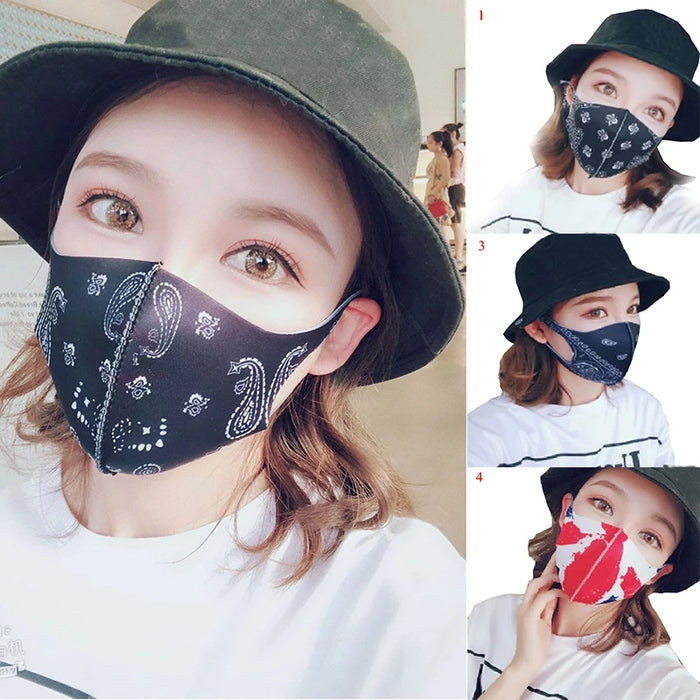 Soft Bandana Masks