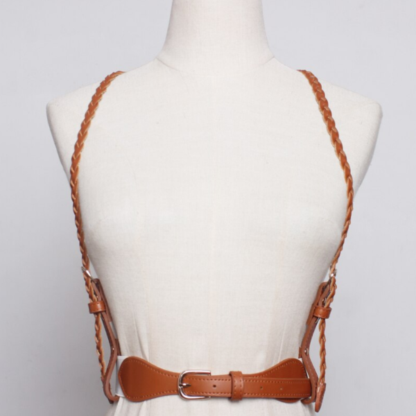 Braided Harness