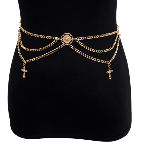 Delilah Belly/Waist Chain