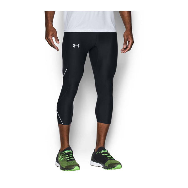 UNDER ARMOUR HeatGear NoBreaks Capri 3/4 (Nero)