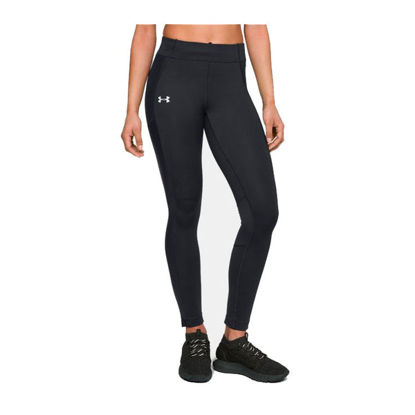 UNDER ARMOUR Pantaloni Lunghi ColdGear STORM Run Tights COMPRESSION (Nero) [W]
