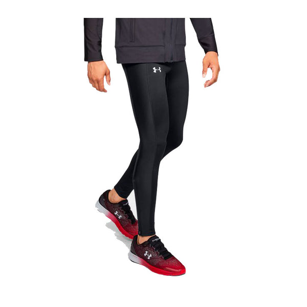UNDER ARMOUR Pantaloni Lunghi ColdGear Run Tights COMPRESSION (Nero)