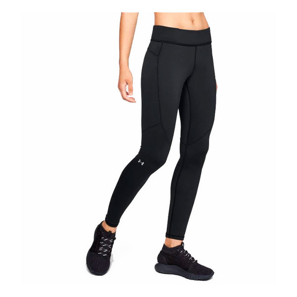 UNDER ARMOUR Pantaloni Lunghi ColdGear Leggings COMPRESSION (Nero) [W]