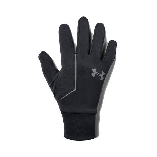UNDER ARMOUR Guanti UA MENS STORM RUN LINER GLOVES (Nero)