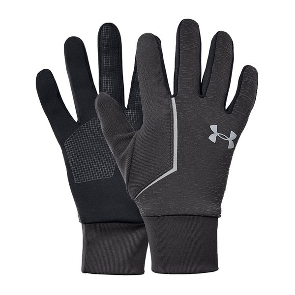 UNDER ARMOUR Guanti UA MENS STORM RUN LINER GLOVES (Grigio)