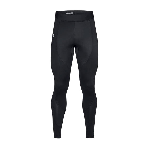 UNDER ARMOUR Pantaloni Lunghi ColdGear® Leggings COMPRESSION (Nero)