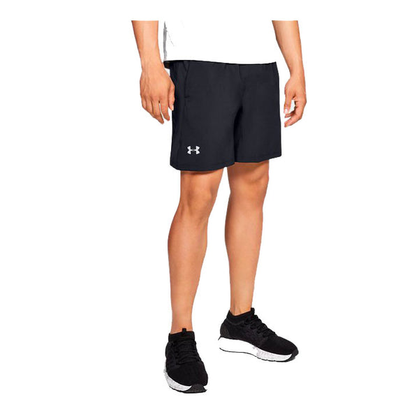UNDER ARMOUR Pantaloncino LAUNCH SW 2-IN-1 SHORT (Nero)